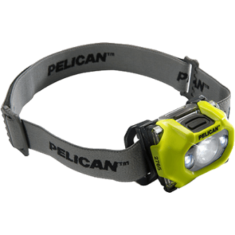 2755 Pelican IECEx Approved Headlamp